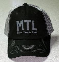 Mark Twain Lake Trucker Hat