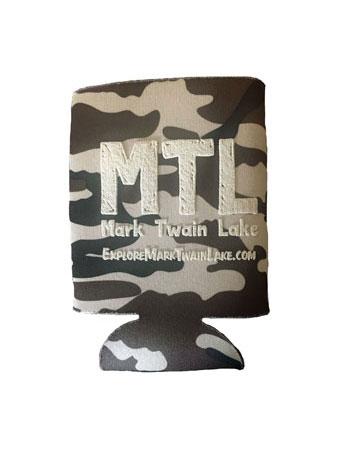 Mark Twain Lake Can Cooler