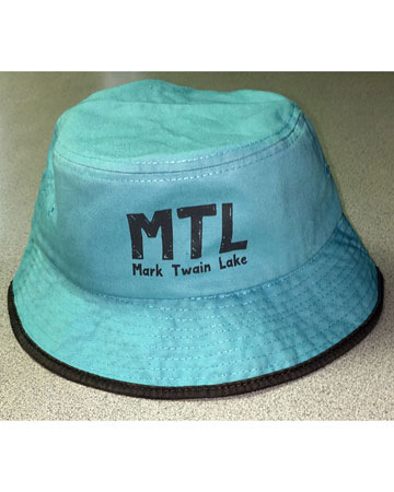 Mark Twain Lake Bucket Hat