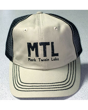 Mark Twain Lake Cap