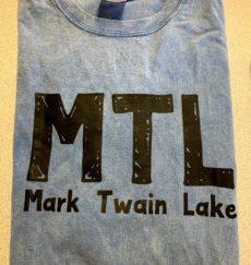 Volcano Wash Mark Twain Lake
