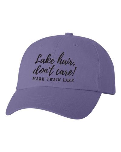 Lake hair, don't care MTL