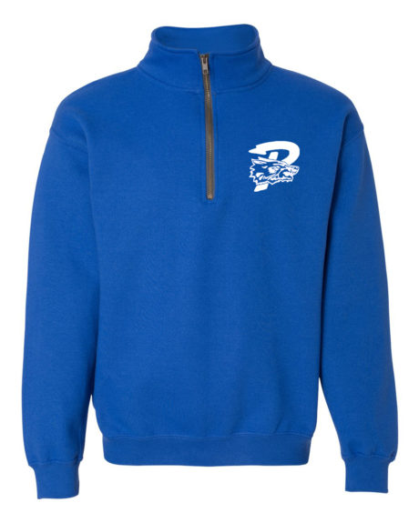 Paris Coyote quarter-zip